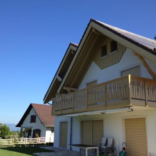 Maison individuelle à Etagnière (1)