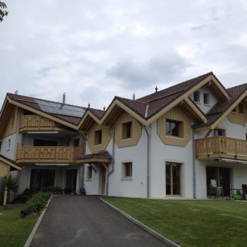 Maison individuelle à Etagnière (2)