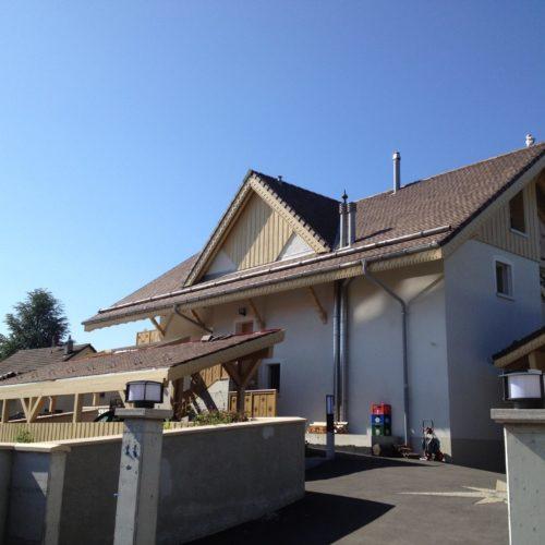 Maison individuelle à Etagnières (3)