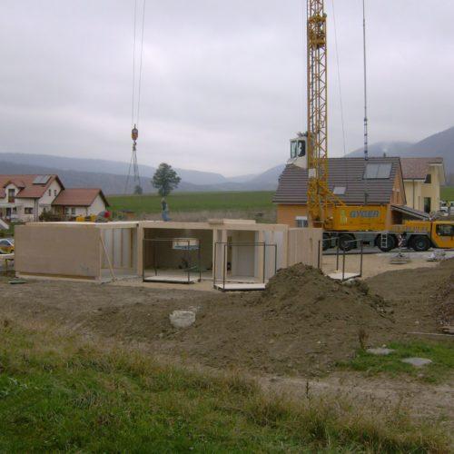 Maison individuelle à Savagnier (1)