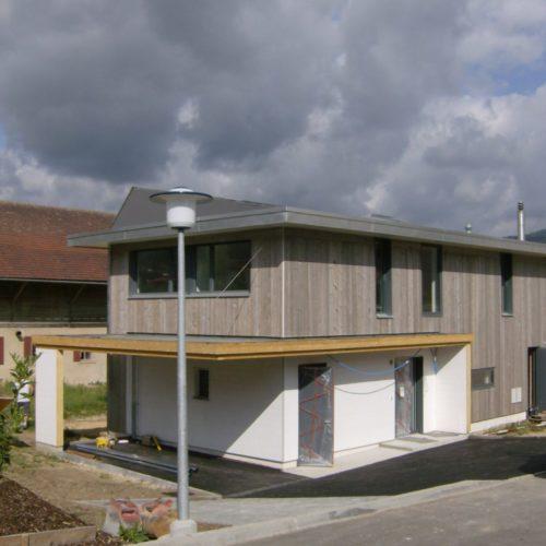 Maison individuelle à Savagnier (4)