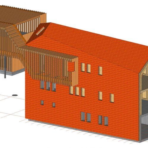 Maison individuelle à Villette (1)